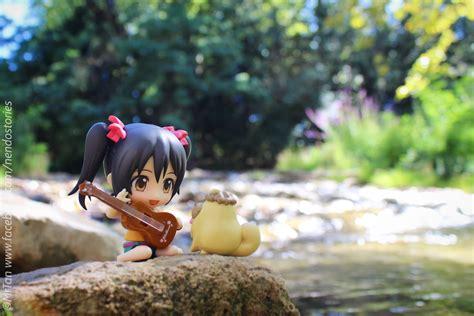 483 Nendoroid Akari Yomatsuri want me to sing for you pictures myfigurecollection net tsuki board net