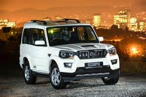look for new cars new look mahindra scorpio lands in sa cars co za