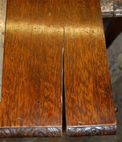 How To Repair Split Wood Table Top How To Fix Broken