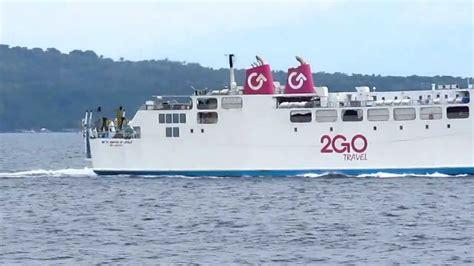 2GO Travel M/V Saint Ignatius of Loyola   YouTube