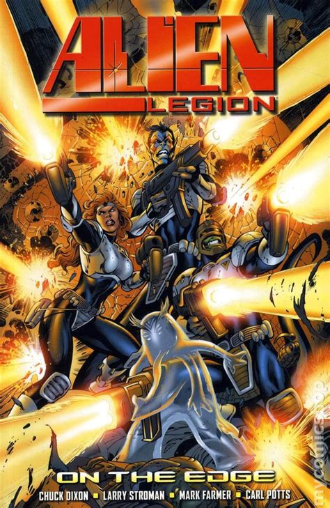 edge of the legionnaires books comic books in legion tpb titan books