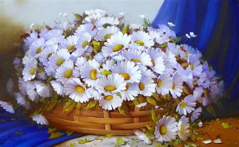 ver cuadros de flores cuadro de flores al oleo gratis fotos de pinturas famosas