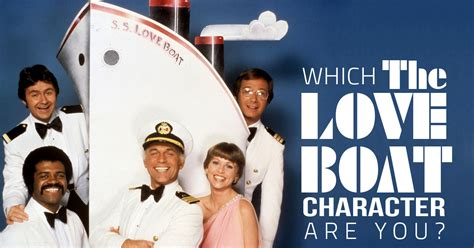 the love boat which the love boat character are you brainfall