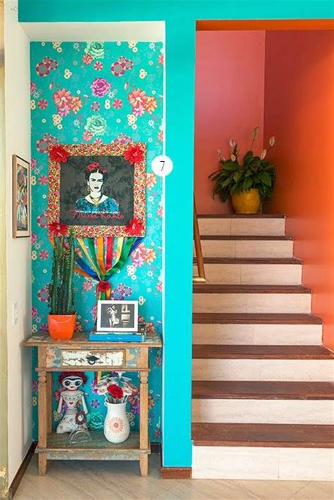 Frida Kahlo Home Decor by 25 Best Mexican Bedroom Ideas On Pinterest Mexican