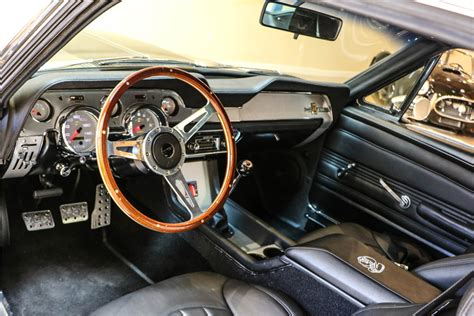 1967 ford mustang interior 1967 ford mustang custom fastback 200953