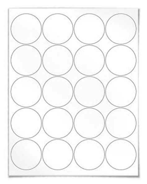 1 5 circle label template labels circle labels housekeeping