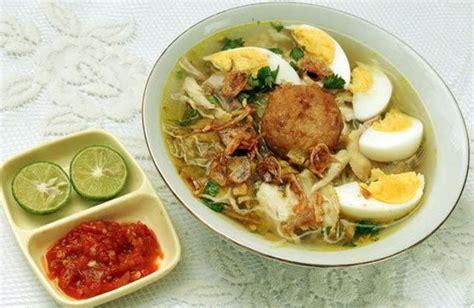 cara membuat nasi kuning banjar kamu harus tahu indonesia punya 6 jenis soto khas