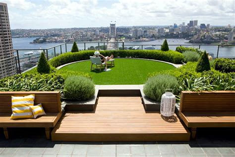 Color Palettes For Home a garden on the roof terrace interior design ideas