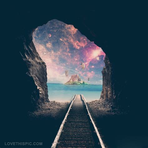 imagenes tumblr paradise tunnel to paradise pictures photos and images for