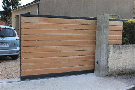 Fabriquer Un Portail En Bois 3577 by Portail Fait Maison En Fer Ventana