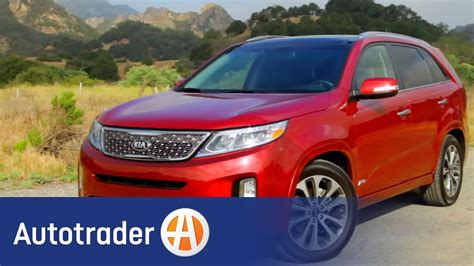 kia sorento suv  car review autotradercom