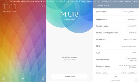 redmi mi4i themes miui 8 redmi note 3 xiaomi tips