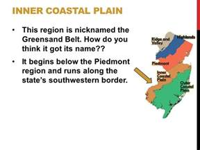the four regions of new jersey ppt