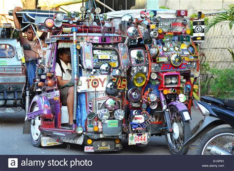 philippine tricycle tricycle philippines stock photos tricycle philippines