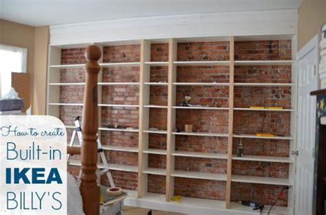 Built In Bookshelves Ikea 50 Life Hacks Worth Knowing About Home Stories A To Z