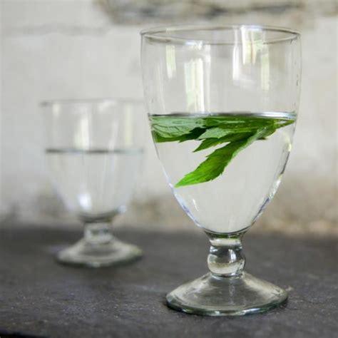 Handmade Wine Glasses Uk - una recycled wine glass by nkuku eco gifts