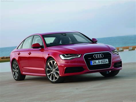 Audi A6 2012 by 2012 Audi A6 Specifications Car