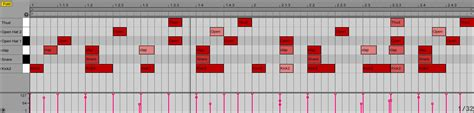 house kick pattern drum programming jackin house attack magazine