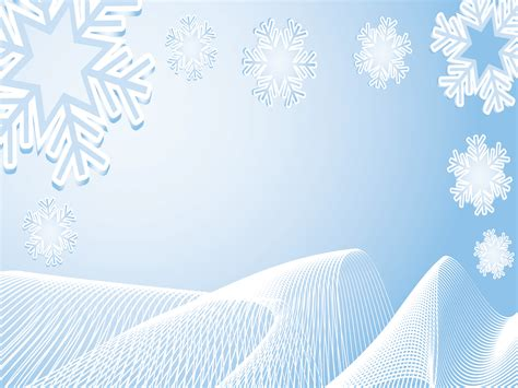 Abstract Xmas Winter Powerpoint Templates Aqua Cyan Themed Powerpoint Templates
