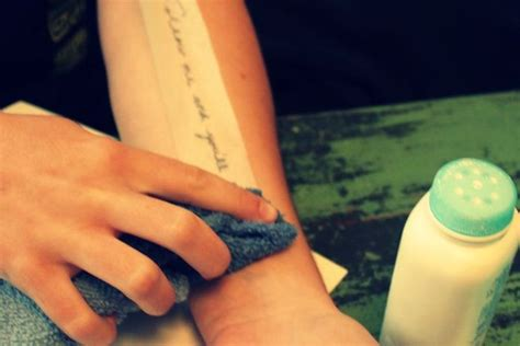 fake tattoos diy diy tutorial make your own temp to decide if you