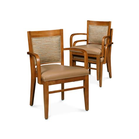 Stack Furniture by Fairfield 8716 11 Stacking Chairs Arm Stack Chair Discount