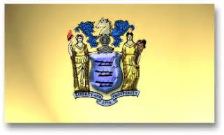 new jersey state colors new jersey state flag