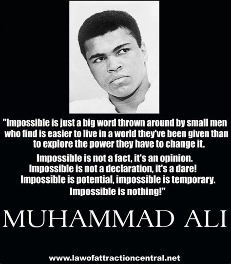 muhammad ali biography quotes law of attraction quotes muhammad ali law of