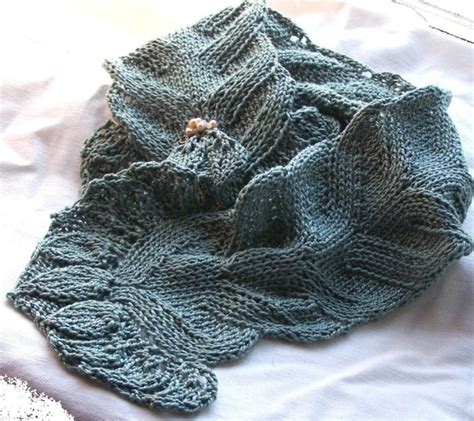 knitting pattern spring scarf lacy scarf knitting patterns in the loop knitting