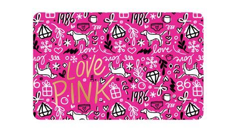 Do Victoria Secret Gift Cards Work At Pink - victoria s secret pink fuzzco