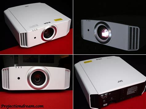 Proyektor Jvc jvc dla x5000 review of the projector projectiondream