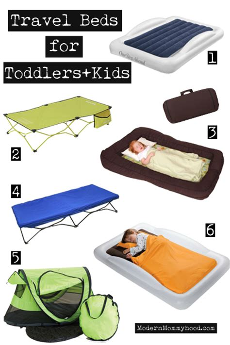 kid travel bed travel beds for toddlers and kids modernly morgan