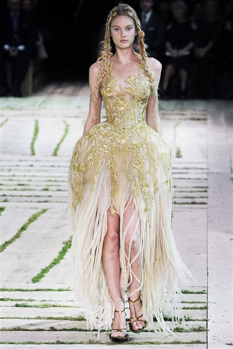 claire fitzjohn alexander mcqueen collection