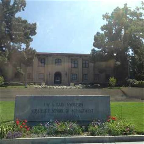 Uc Riverside Mba Programs by A Gary Graduate School Of Management