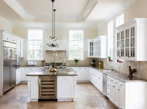 Tips For Kitchen Design Beautiful White Kitchen Design Ideas