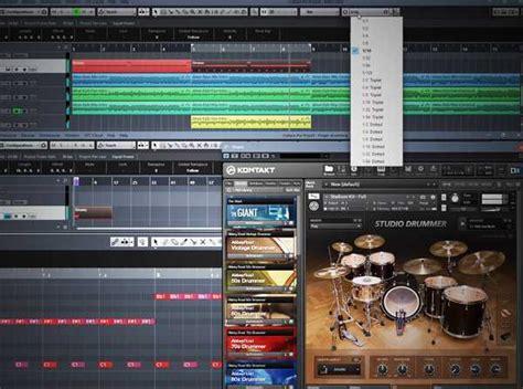 tutorial drum programming download cubase 9 know how acoustic drum programming