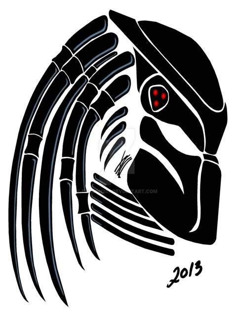 predator by dracon257 on deviantart