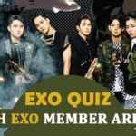 exo quiz 2017 exo quiz 2018 which exo member are you