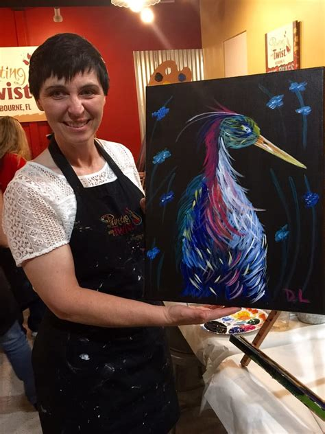 Painting With A Twist Classes 702 E New Ave