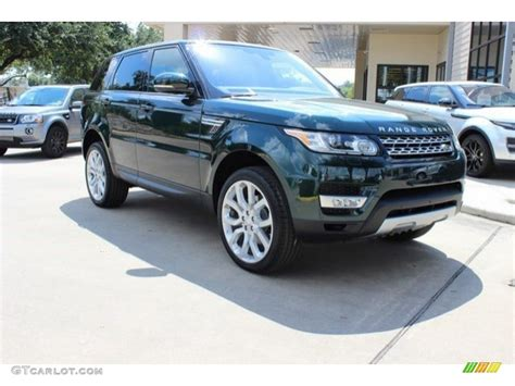 range rover dark green 2016 land rover range rover green 200 interior and