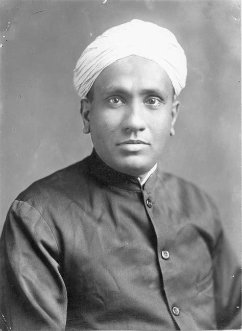 chandrasekhara venkata raman the great indian physicist