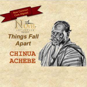 things fall apart book report things fall apart novel unit documents and forms