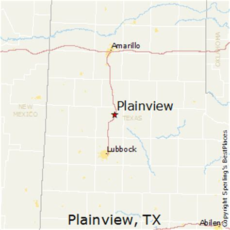 plainview texas map best places to live in plainview texas