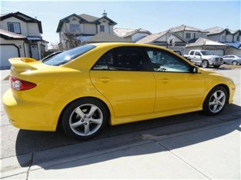 2004 mazda 6 gt sedan for sale in saskatoon saskatchewan
