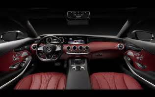 2014 mercedes s class coupe interior 1