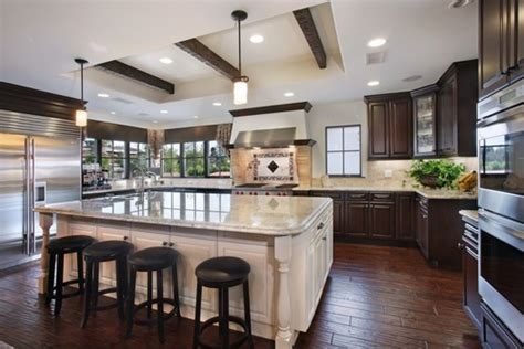 Kitchens With Different Colored Islands by Why Different Color For Island Cabinetry