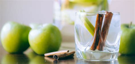 Definition Of Detox Water by Apple Cinnamon Water For Energy And Weight Loss