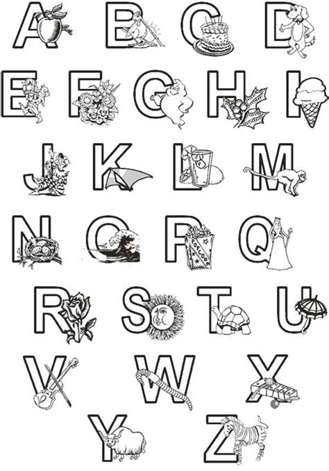 abc learning coloring pages learning abc for preschool kids coloring page coloring sky