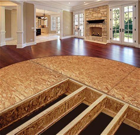 High Moisture and Wood Flooring   APA ? The Engineered
