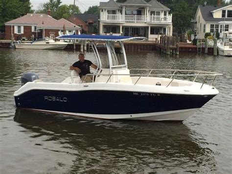 center console boats for sale michigan used robalo boats for sale in michigan boats