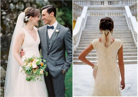 Wedding Updo With Veil Underneath by Match Your Wedding Veil With A Bridal Hairstyle How To